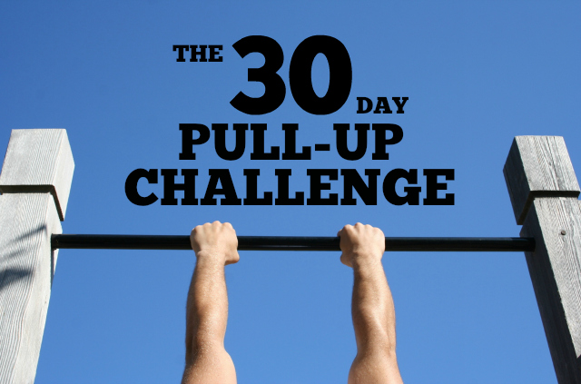 how to achieve 30 pull ups