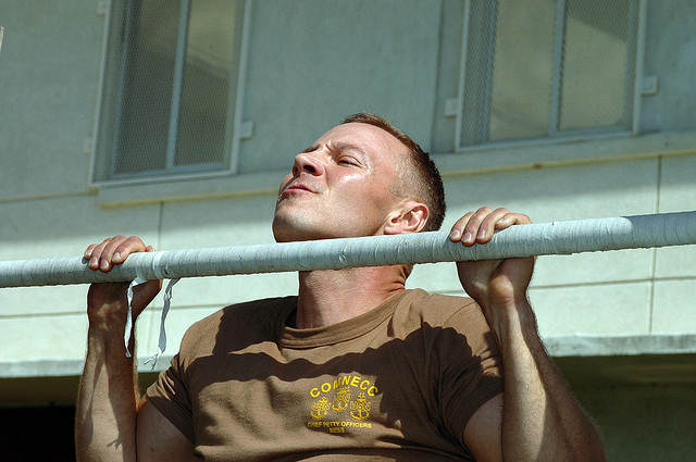 """DOUBLE Your Pull-ups in Two Weeks With the """"Pull-up Push"""" Program 
