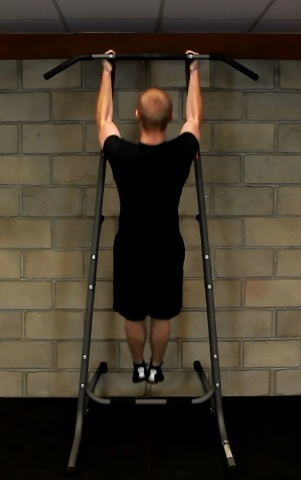 neutral-grip pull-ups