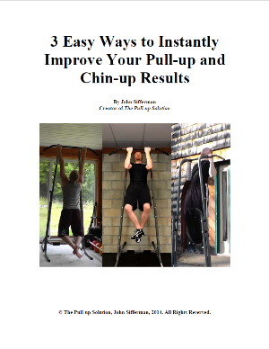 Pull Up Training Crash Course