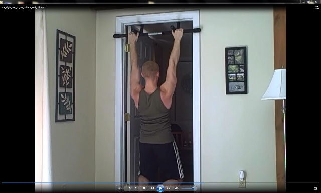 pull-ups how-to video screenshot
