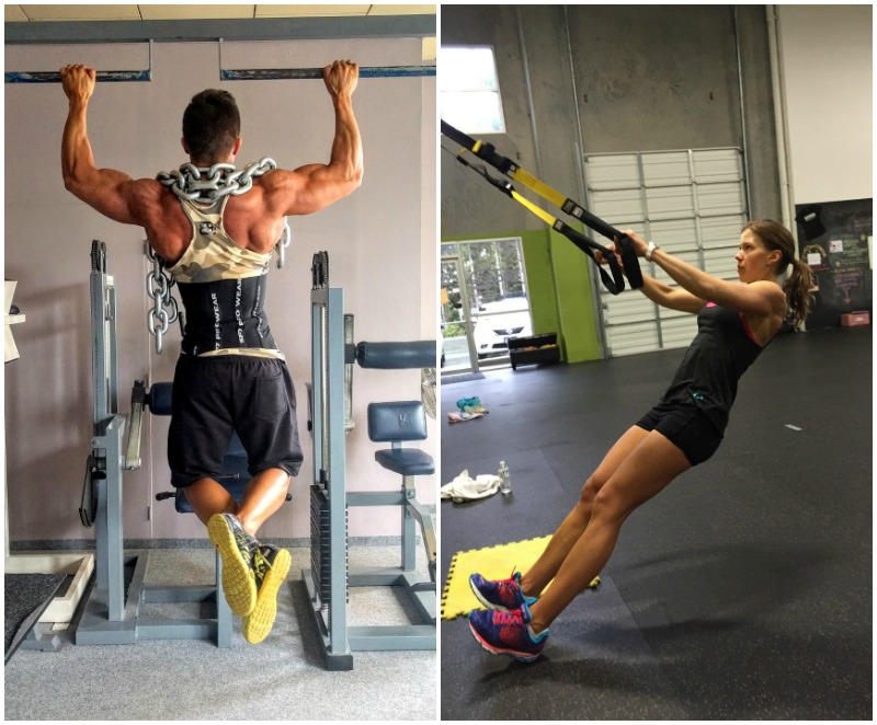 Pull-ups VS Rows   The Pull-up Solution